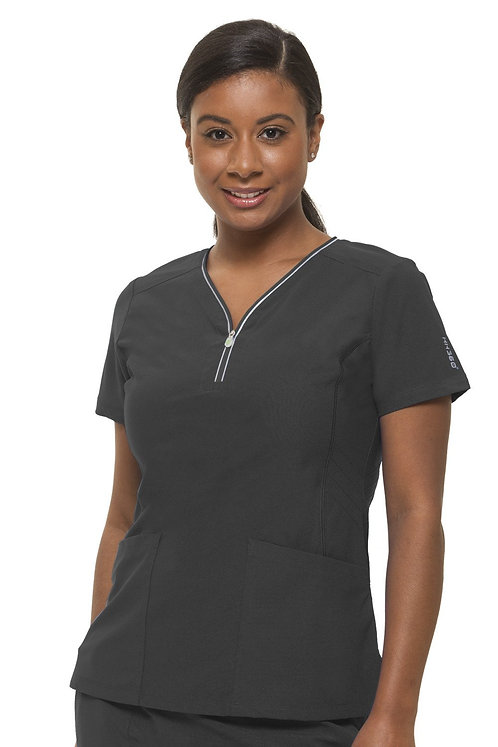 SONIA TOP - Pewter