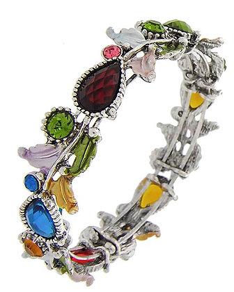 Stone Spring Bracelet