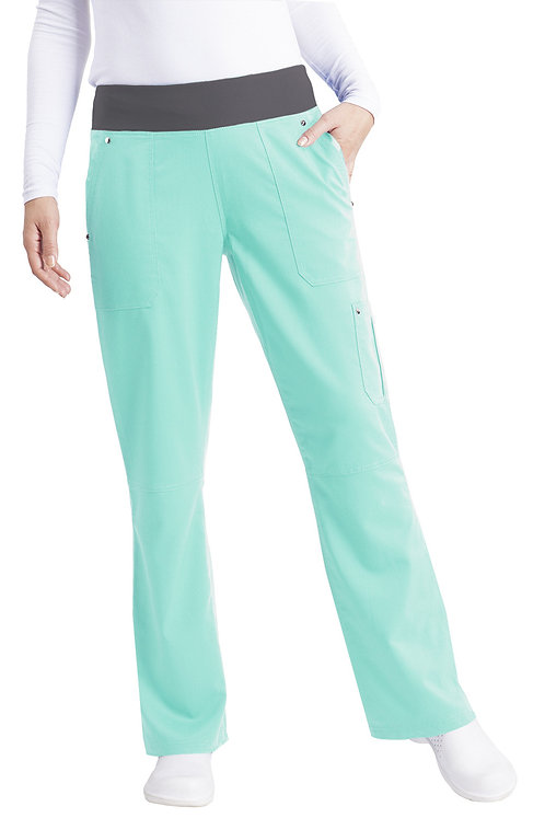 TORI PANT 9133 / Sea Glass /Pewter