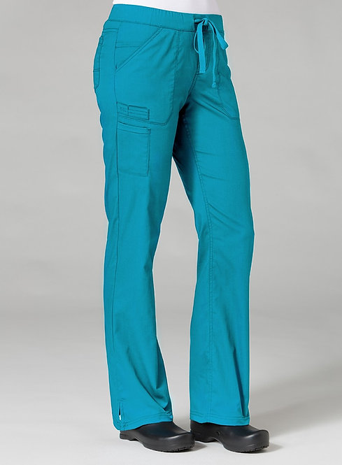 Sales Activate 7322 [PrimaFlex]  Inner Beauty Straight Leg Pant Teal