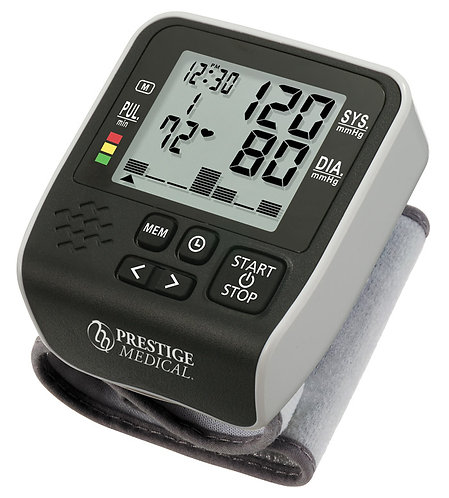Wristmate™ Premium Digital Blood Pressure Monitor