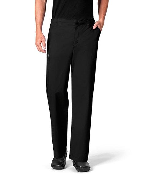 Wonder Work Men's Cargo Pant Black