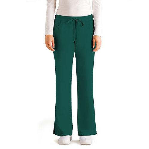 Grey's Anatomy Tm Classic 5 Pocket Pant- Hunter