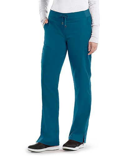 Grey's Anatomy - Classic -  6 Pocket Cargo Pant(style4277) Bahama