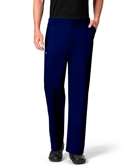Wonder Work Men's Cargo Pant navy