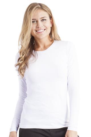 MELISSA TEE  - White