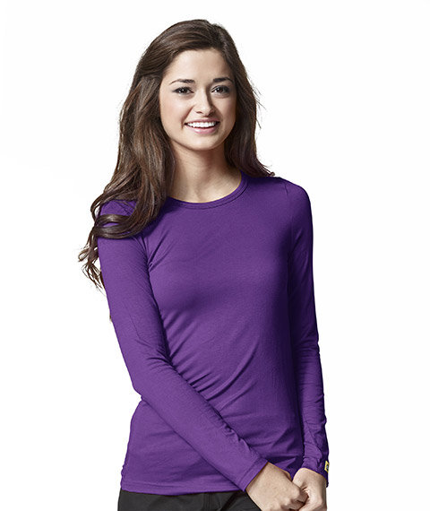 Wonder Wink - Silky Long Sleeve Tee