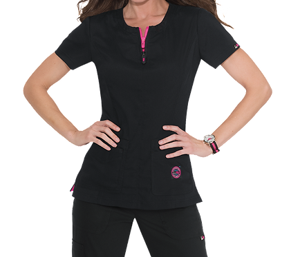 koi Lite -Serenity Top- Black