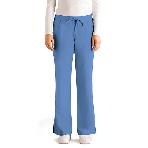 Grey's Anatomy Tm Classic 5 Pocket Pant- Ceil
