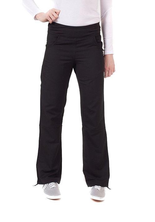 Life Threads Ergo - Yoga Inspired Pant- Black