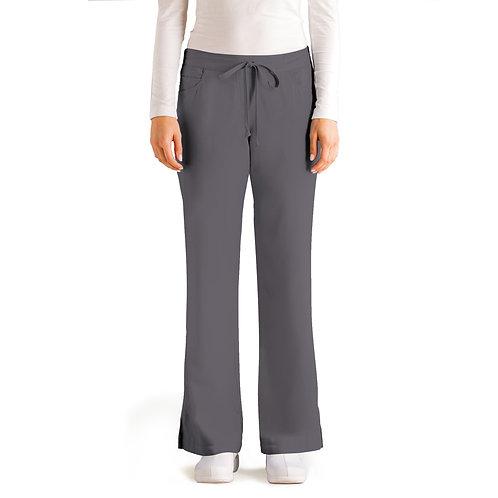 Grey's Anatomy Tm Classic 5 Pocket Pant(style4232) Granite