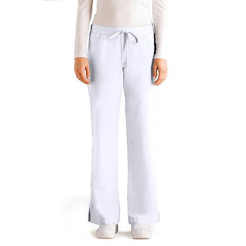 Grey's Anatomy Tm Classic 5 Pocket Pant - White