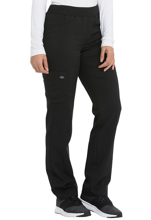 Dickie's - Balance - Mid Rise Straight Leg Pull-on Pant