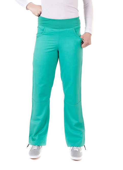 Life Threads Ergo - Yoga Inspired Pant- Sea Breeze