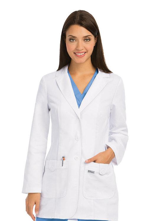 Grey's Anatomy 2 Pocket Women's 32 Inch Lab Coat