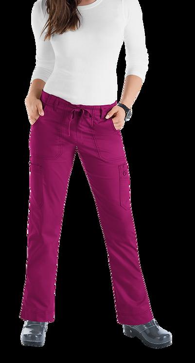 koi - Stretch Lindsey Pant -raspberry