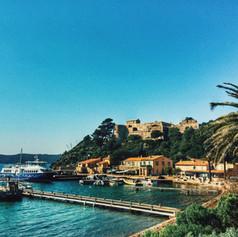 Mediterranean Pier