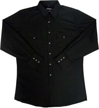 1102 Black - Solid