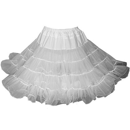 Organdy Petticoat - Style#1125 - 100 yard Assorted Colours