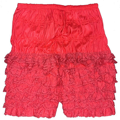 Red Petti Pants