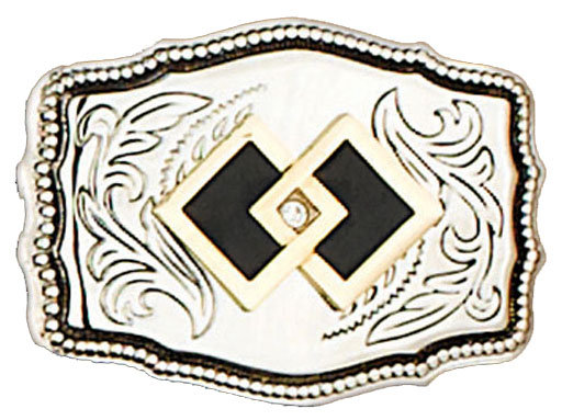 Buckle #Square Dance RE-1