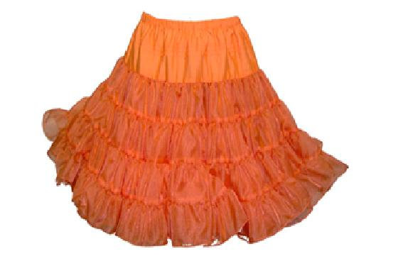 Crystal Petticoat - Style#1110 - 80 yard Assorted Colours