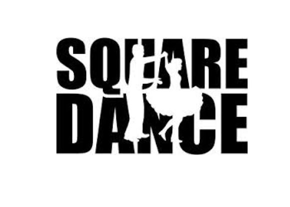 Vinyl Sticker - Square Dancers