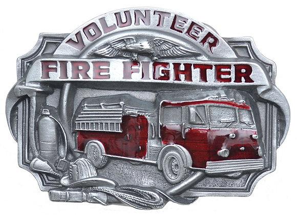 Buckle #Firefighter V-85