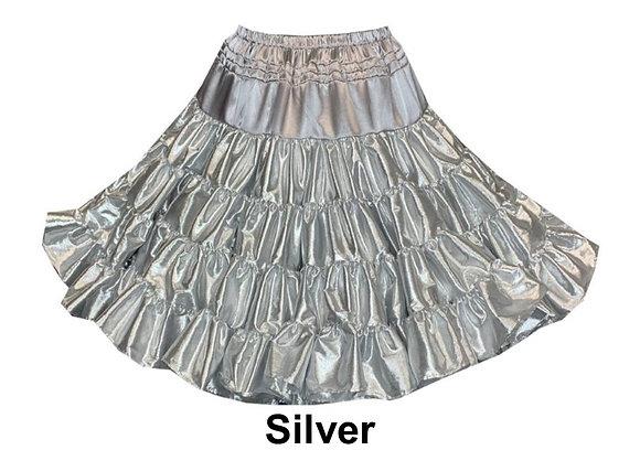 Metallic Lame Petticoat - Style#777 100 yard  Assorted Colours