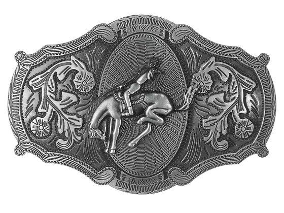 Buckle - Rodeo Rider - BU1068