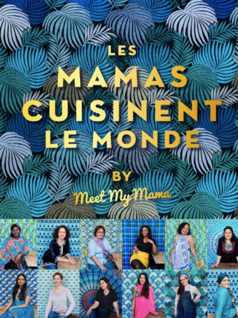 Livre : Les Mamas Cuisinent le Monde