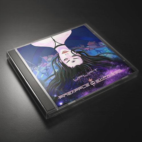 Uplift EP (2018) - CD