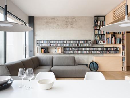 Tendências de decoração para 2021: espaços mais versáteis e novos elementos de design