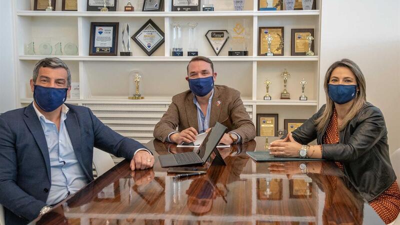 Segundo Nuno Folgado, Nuno Santos e Lisete Nina, a Remax teve em 2020 um dos seus melhores anos.