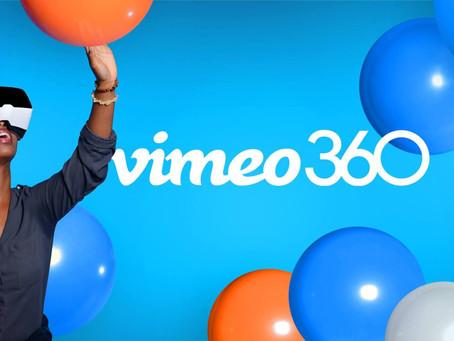 Sequel to a Previous Rant: Vimeo 360°