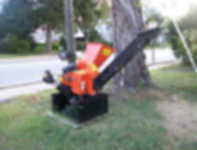 Pre-Owned Bearcat Chipper Attachment For Sale
