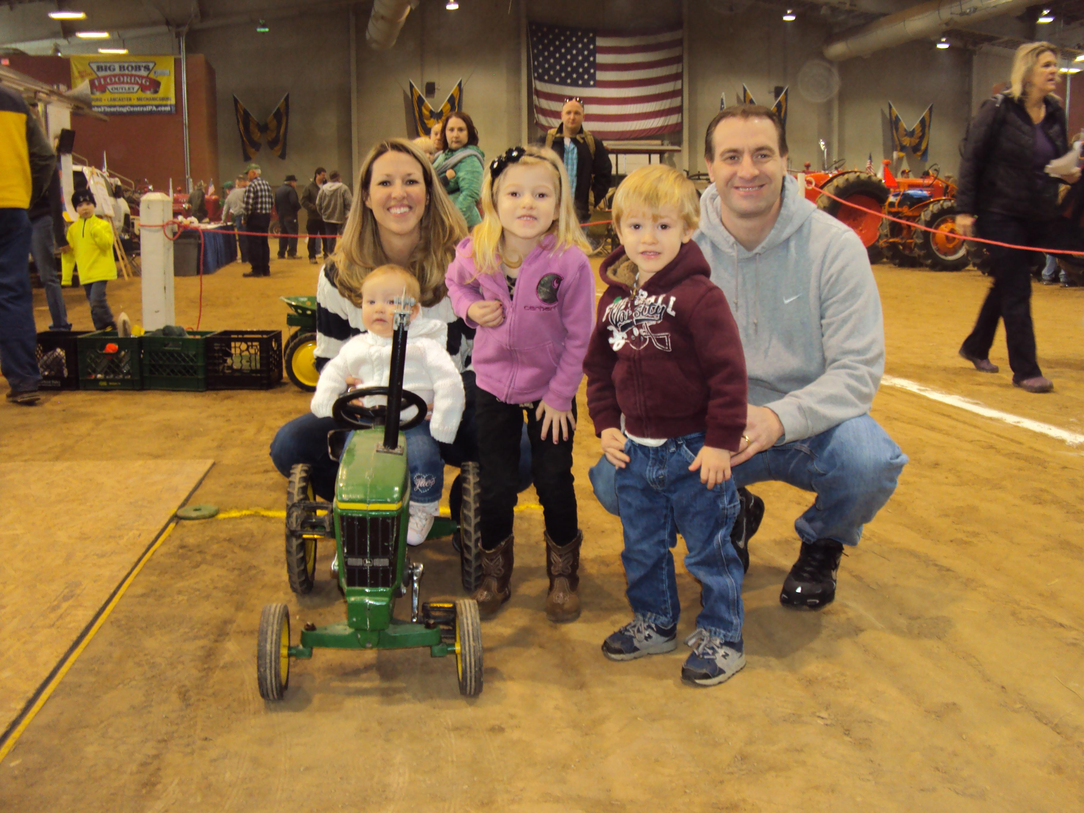 John Deere Family