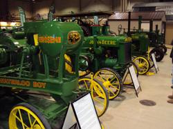 Waterloo Boy Owned Tractors