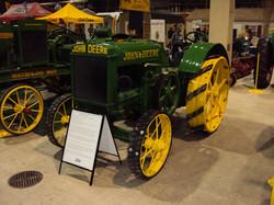 The original Waterloo Boy Tractor