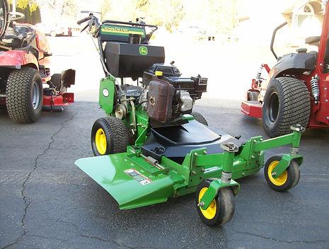 John Deere Walk-Behind Mower For Sale