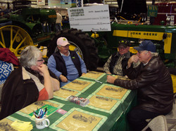Members of the Waterloo Boys working