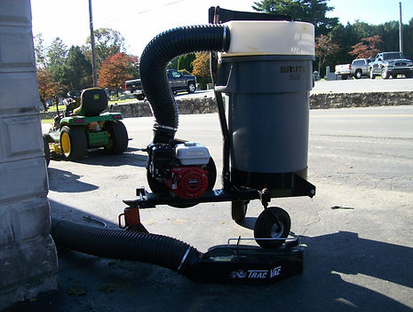 2010 Trac Vac 452 Leaf Collection System For Sale