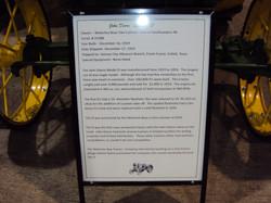 Antique John Deere Information