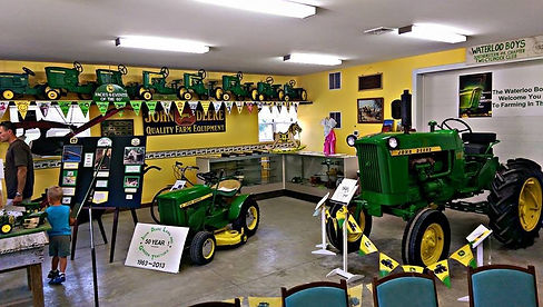 John Deere History, John Deere Bicycle, John Deere Lawn Mower, John Deere Pedal Tractor, John Deere News
