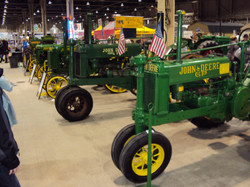 Our owned tractors