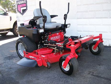 Pre-Owned 2006 Gravely 260Z For Sale