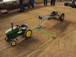 Custom Pedal Pull Equipment