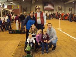 Deere Family
