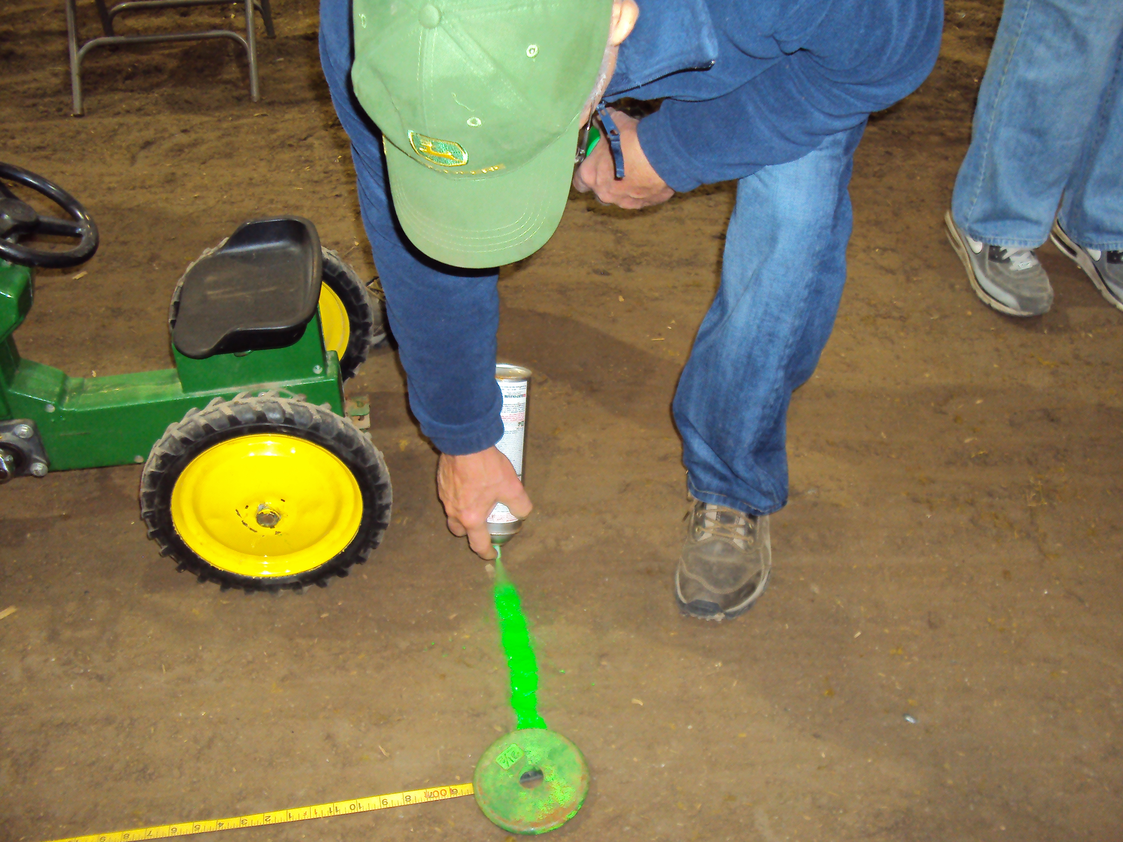 Starting line kids pedal tractor