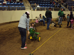 What a great time at PA farm show